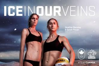Heather Bansley & Sarah Pavan (Beach Volleyball)