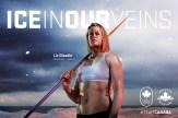 Liz Gleadle, athletics (javelin)