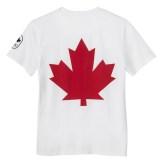 Mens Maple Leaf Canada T-Shirt---Back, $30