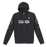 Mens Villagewear Hoodie---Black, $95