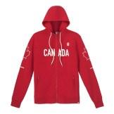 Mens Villagewear Hoodie---Red, $95