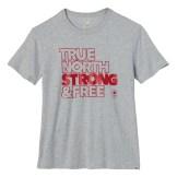 Mens Villagewear T-Shirt---Grey-TNS&F, $30