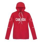 Womens Villagewear Hoodie---Red, $95