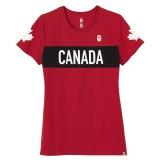 Womens Villagewear T-Shirt---Red, $35