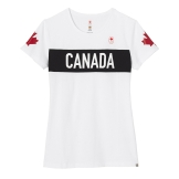 Womens Villagewear T-Shirt---White, $35