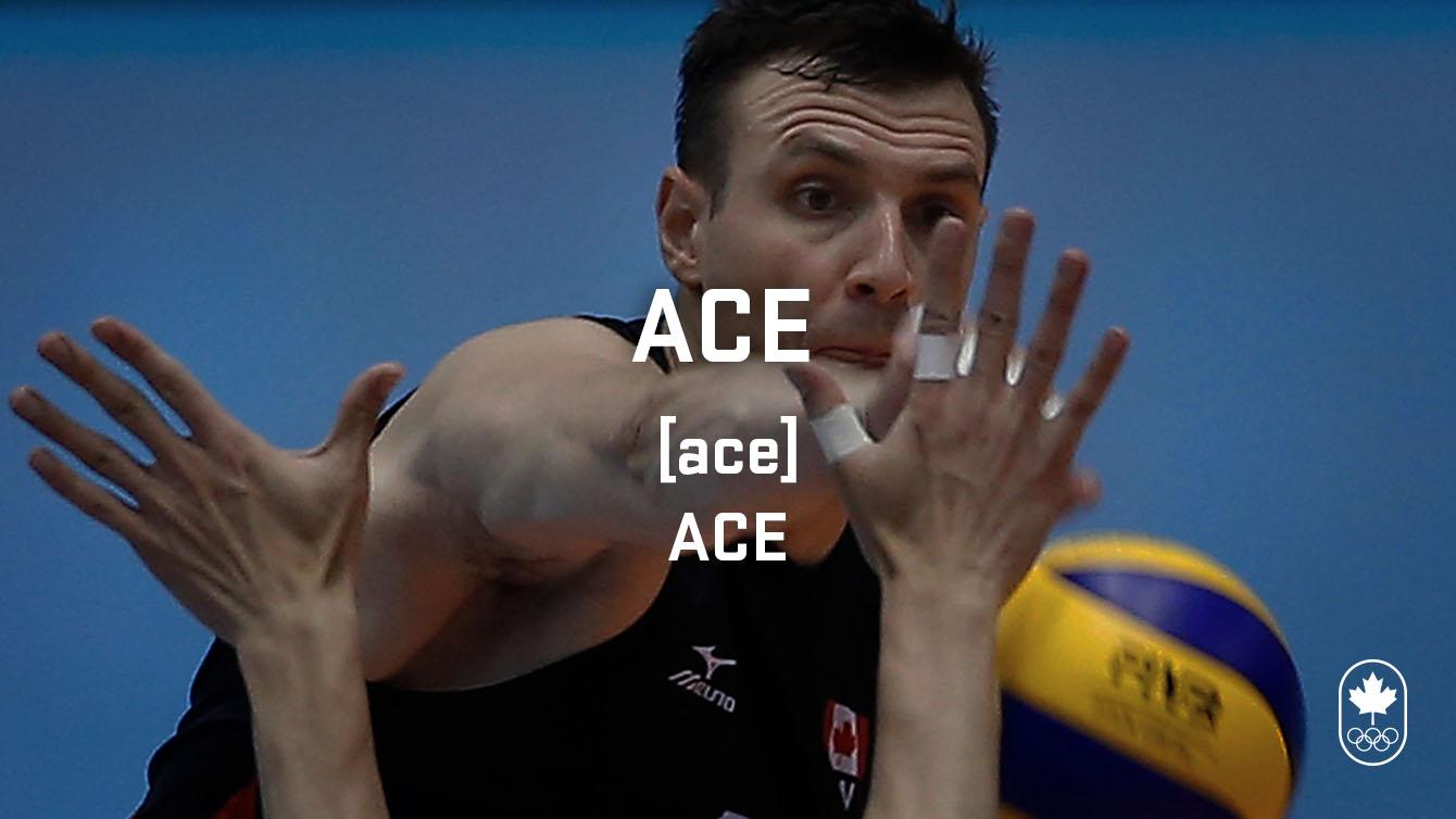 Ace, Carioca Crash Course, Volleyball edition