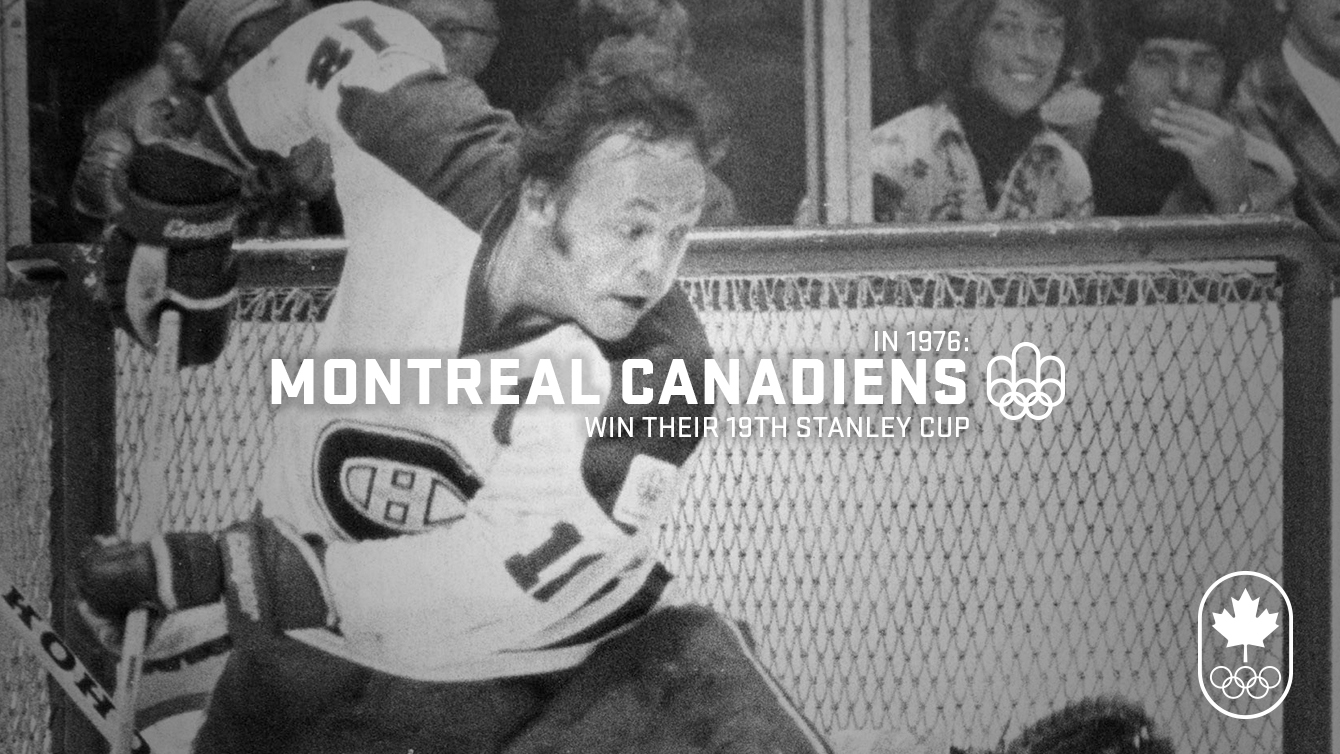 Montreal 1976: Montreal Canadiens win Stanley cup