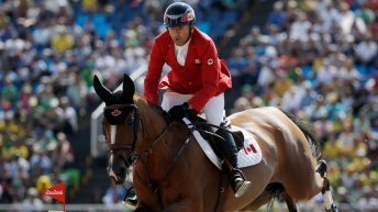 Rio 2016: Eric Lamaze