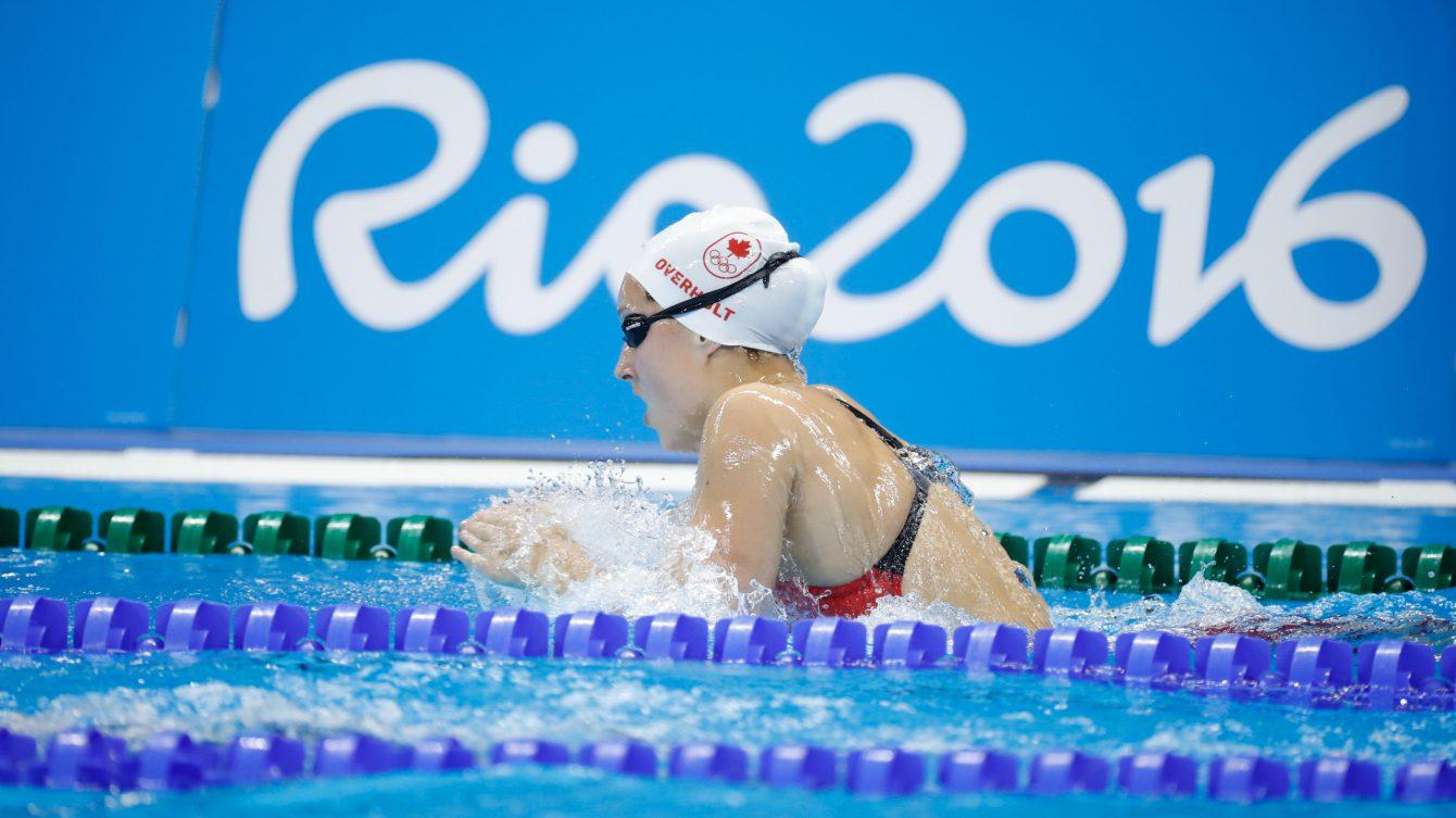 Emily Overholt, Rio 2016. August 6, 2016. COC Photo/Mark Blinch