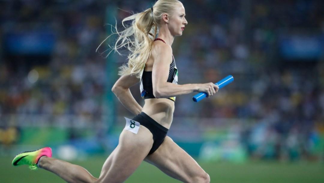 Rio 2016: Sage Watson