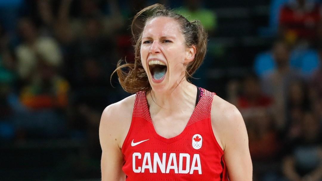 Rio 2016: Kim Gaucher, women's basketball