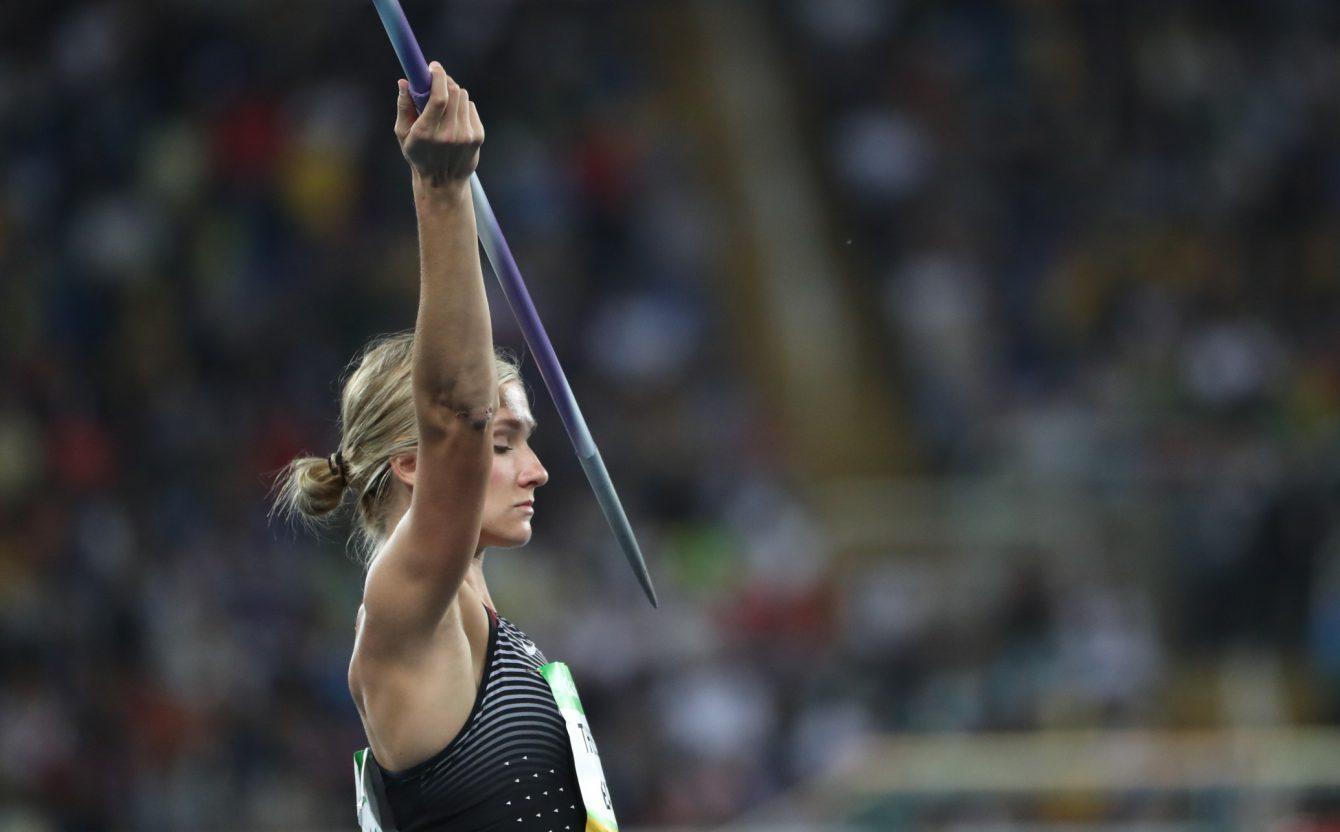 Rio 2016: Brianne Theisen Eaton heptathlon