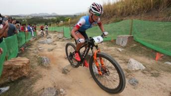 Rio 2016: Emily Batty (Mountain Bike)