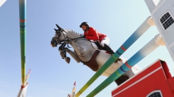 Rio 2016: Eric Lamaze - Equestrian Team Jumping Final