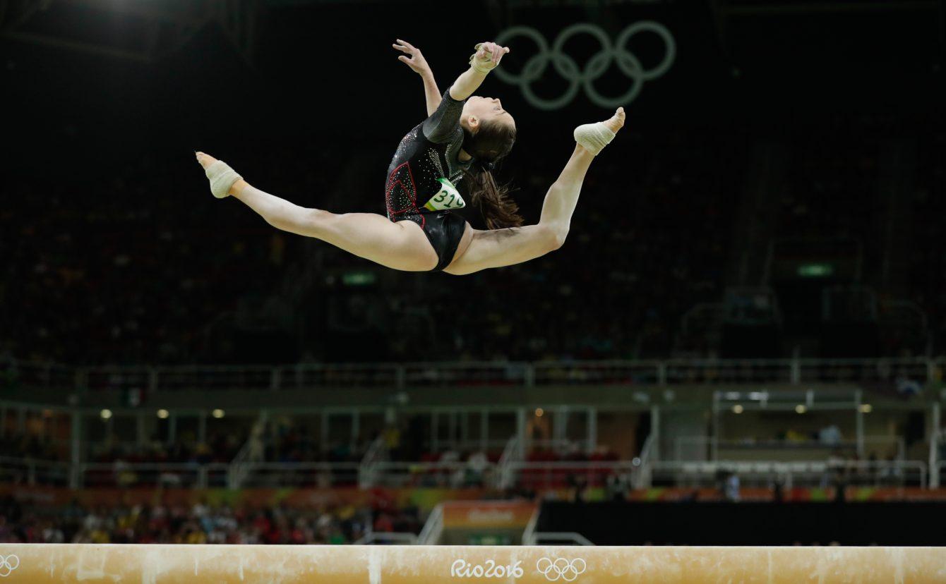 Isabela Onyshko, Rio 2016. August 11, 2016. COC Photo/Jason Ransom