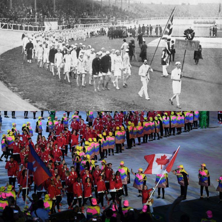 1908-2016-opening-ceremony