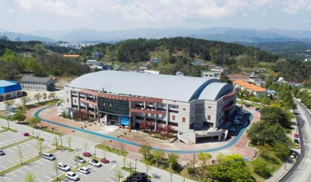 Gangneung Curling Centre - PyeongChang 2018 Venue
