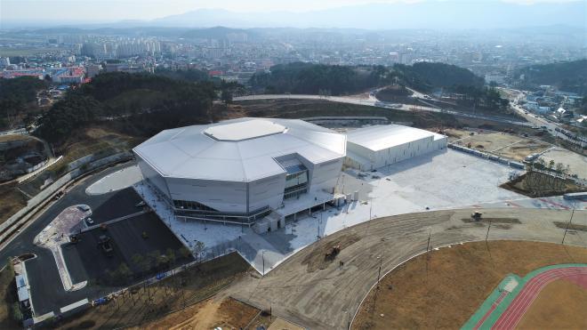 Gangneung Hockey Center - PyeongChang 2018 Venue