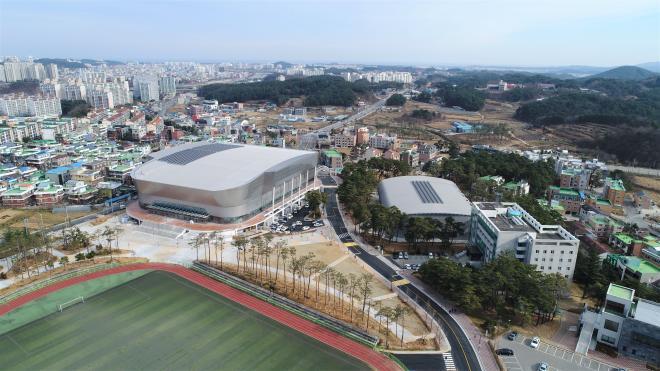 Kwandog Hockey Center - PyeongChang 2018 Venue