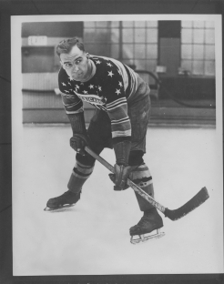 Lionel Conacher (Photo: Hockey Hall of Fame / Library and Archives Canada / PA-049176)