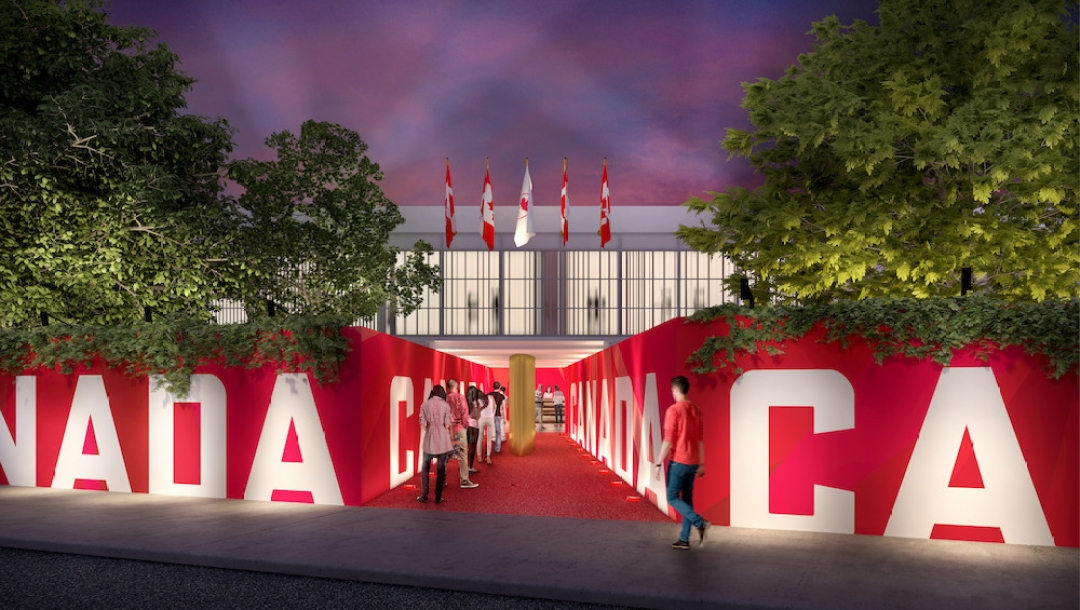 Olympic House to Open