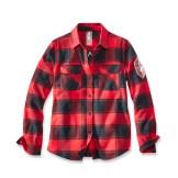 Village Check Shirt, $65