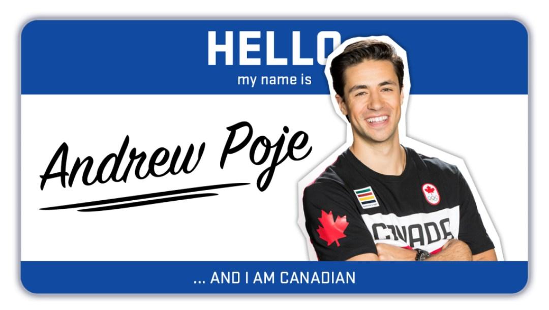 Andrew Poje team canada