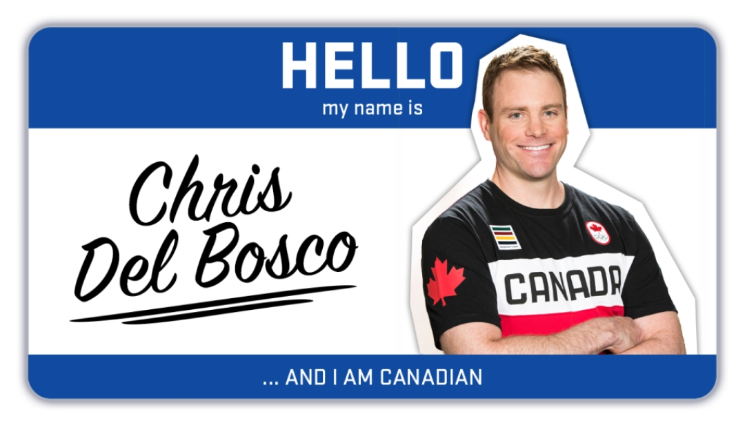 Chris DelBosco - Team Canada