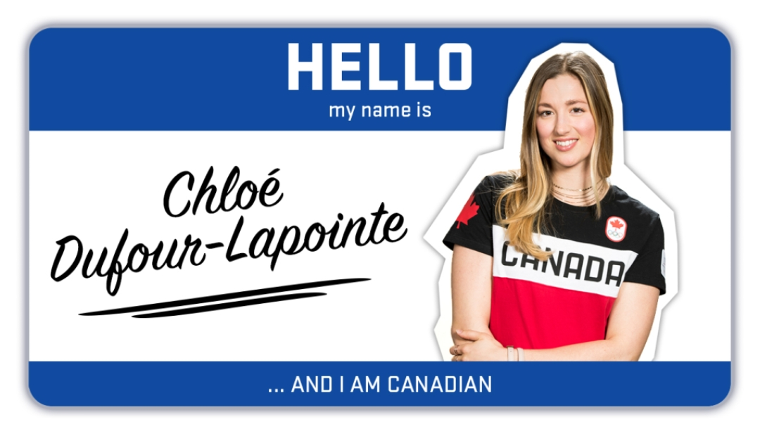 Chloe Dufour-Lapointe - Team Canada