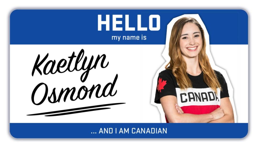 Kaetlyn Osmond - Team Canada