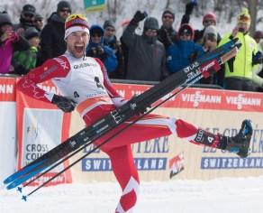 Team Canada - Alex Harvey