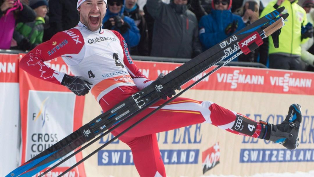 Team Canada Alex Harvey