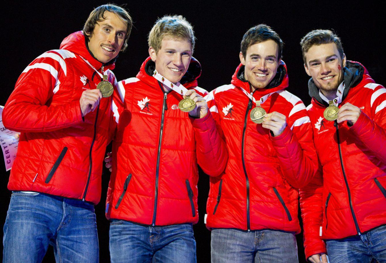 Team Canada - Biathlon - 2016 World Championships