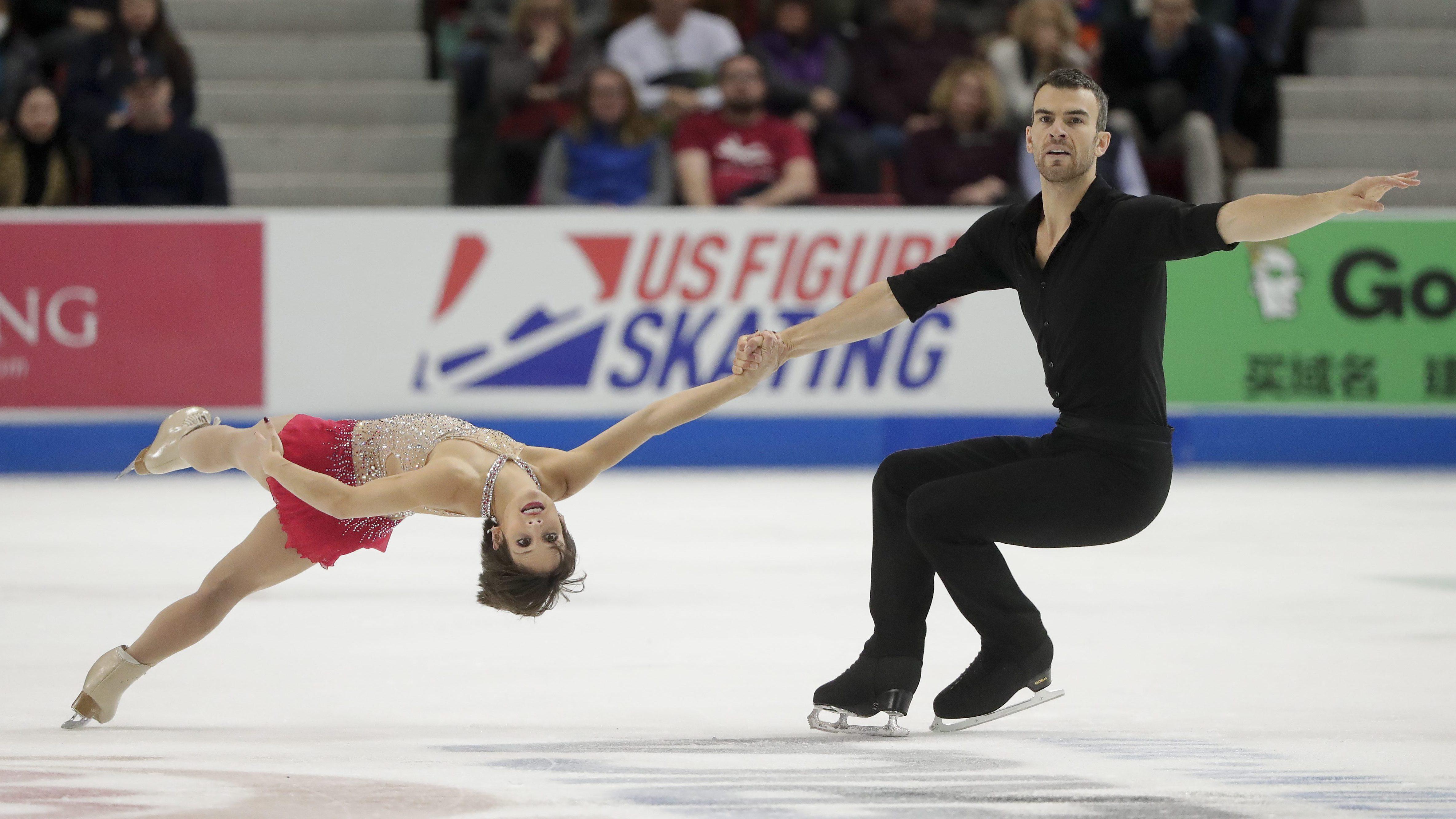 Team Canada Meagan Duhamel Eric Radford