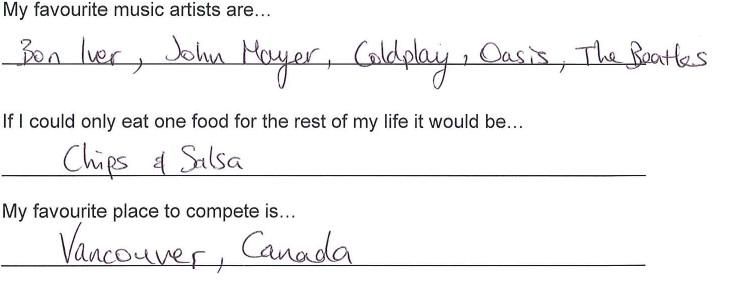 Team Canada - Patrick Chan hi my name is response 2