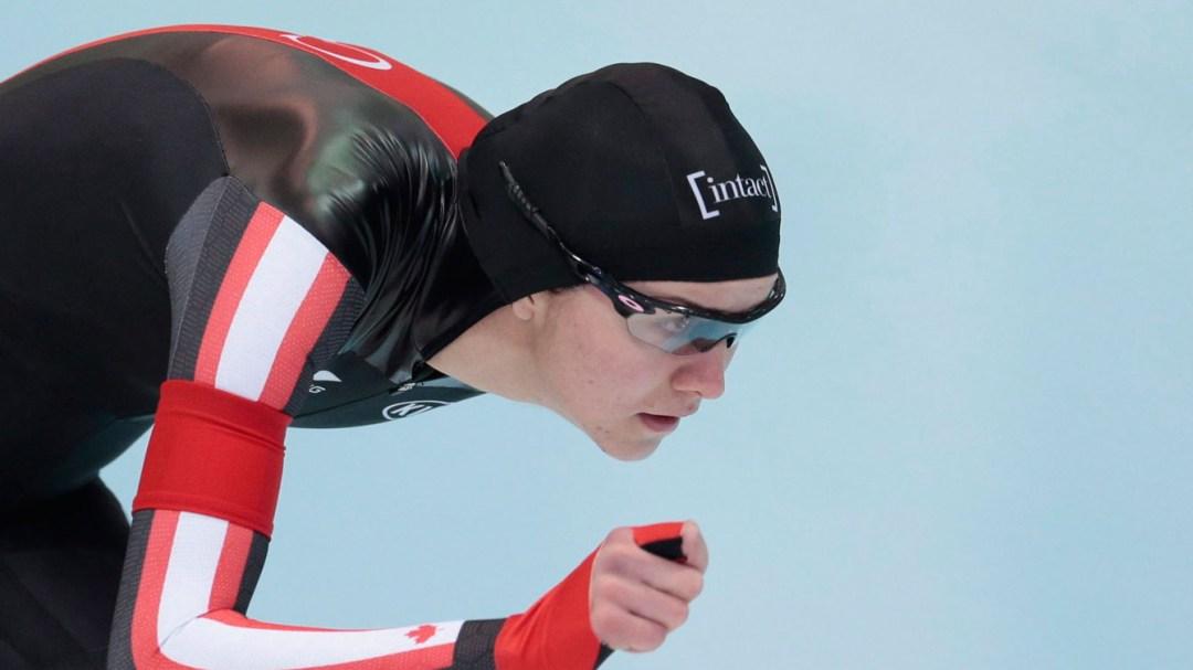 Team Canada Isabelle Weidemann