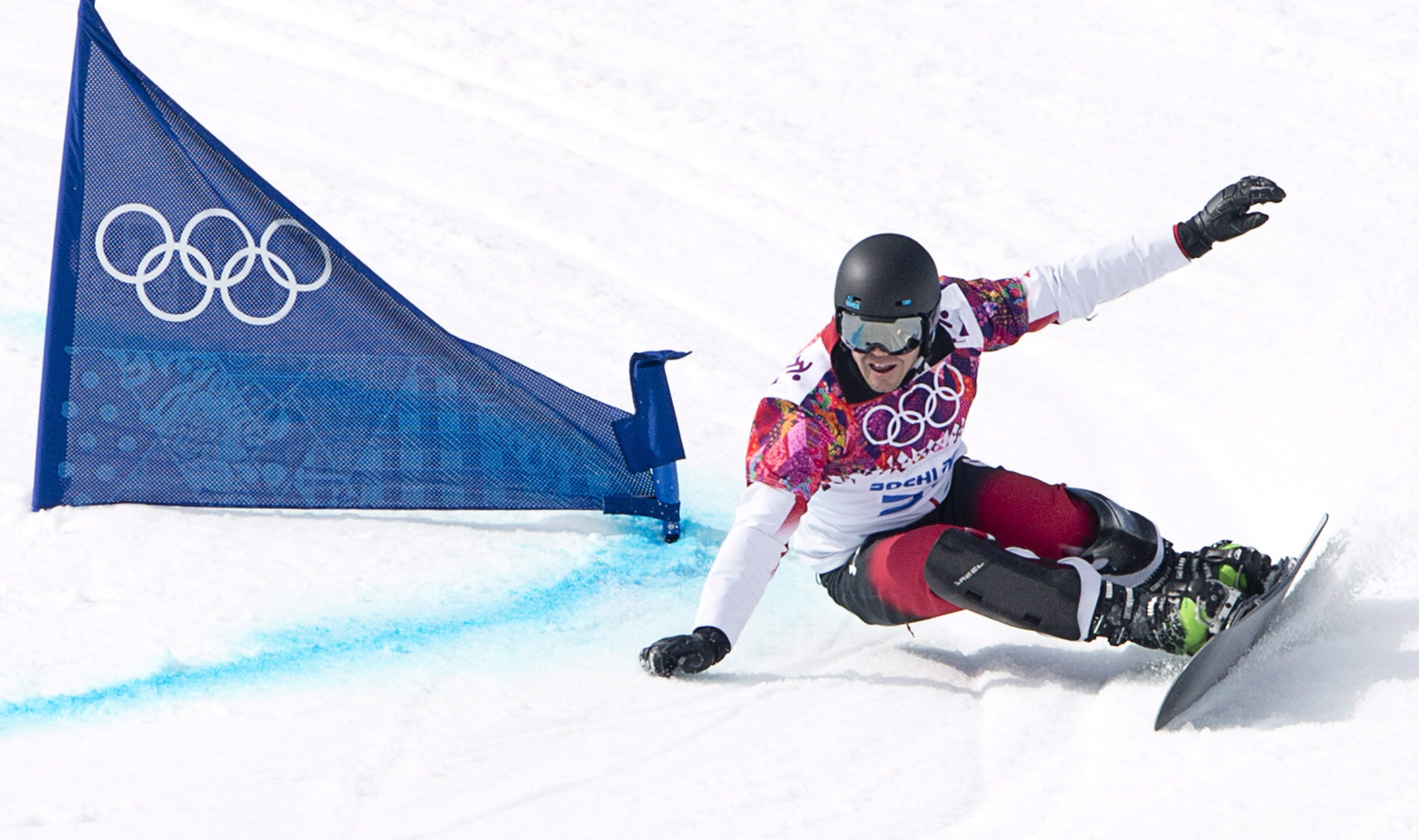 Team Canada - Jasey-Jay Anderson - Sochi 2014