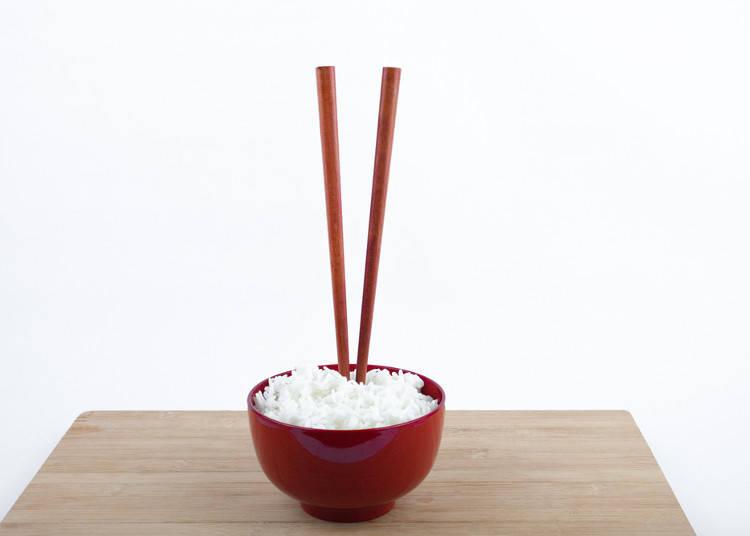 Team Canada - Chopsticks in Rice