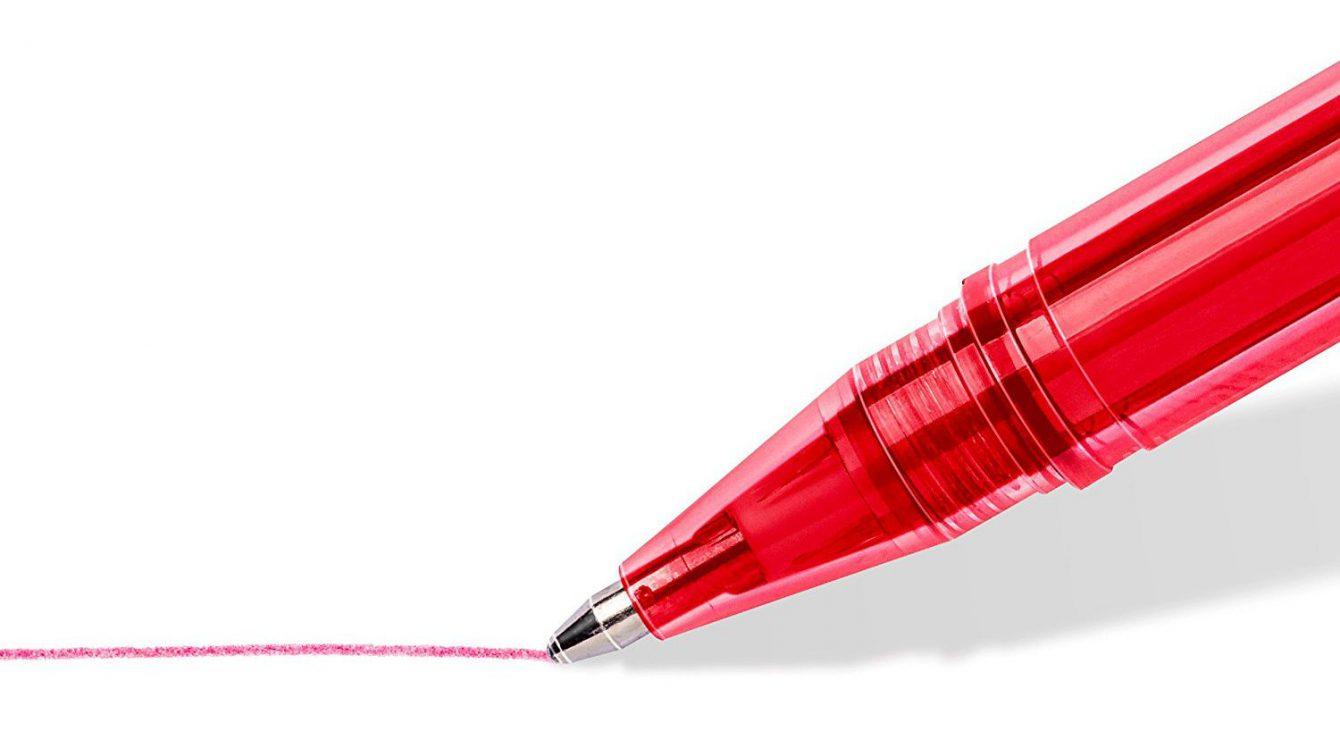 Team Canada - Red Pen