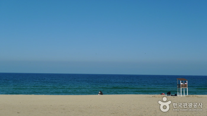 Team Canada - Korea 101 Tourism Gyeongpo Beach