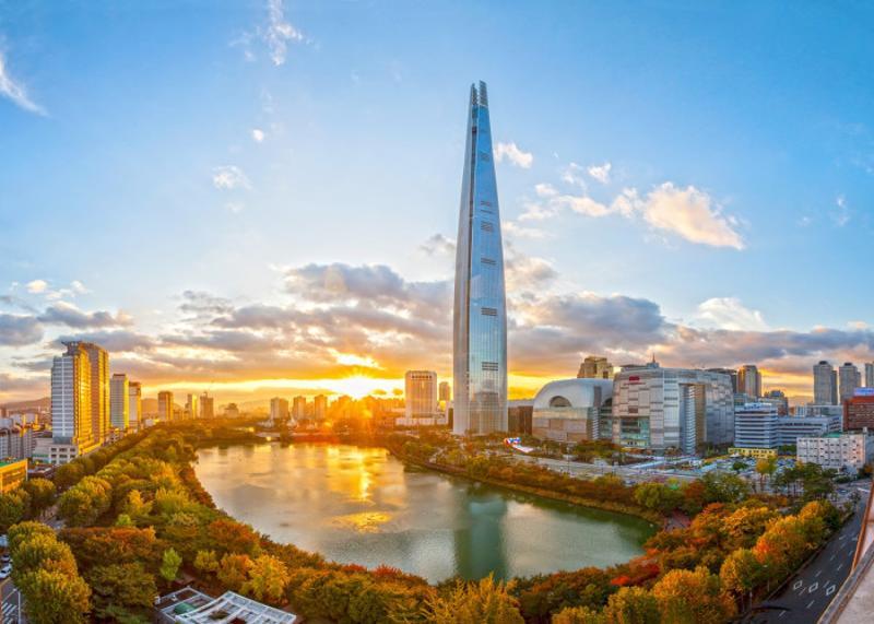 Team Canada - Korea 101 Tourism Seoul Sky