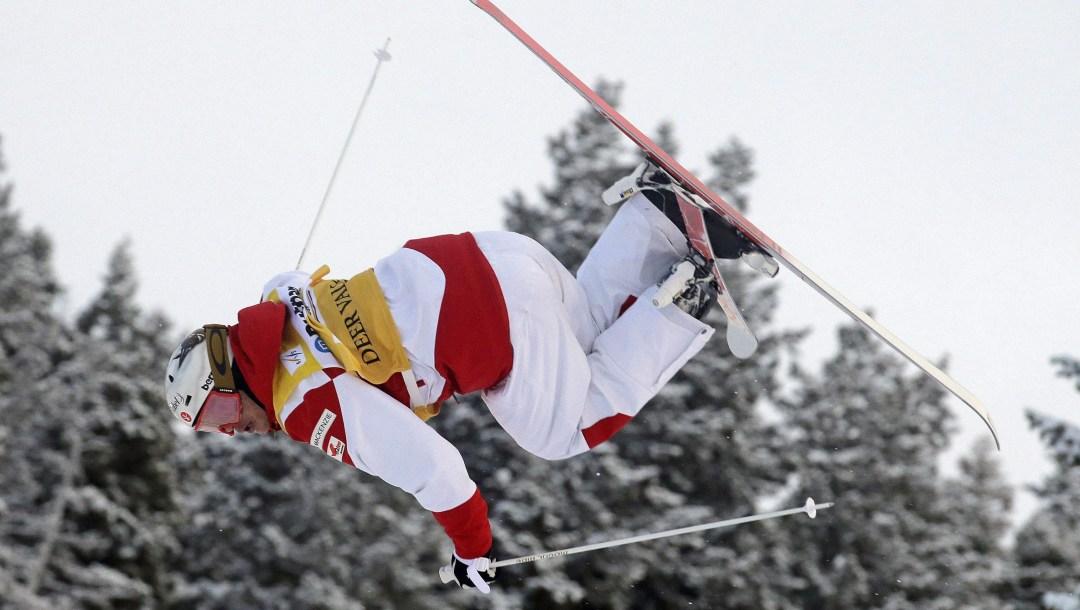 Team Canada - Mikael Kingsbury
