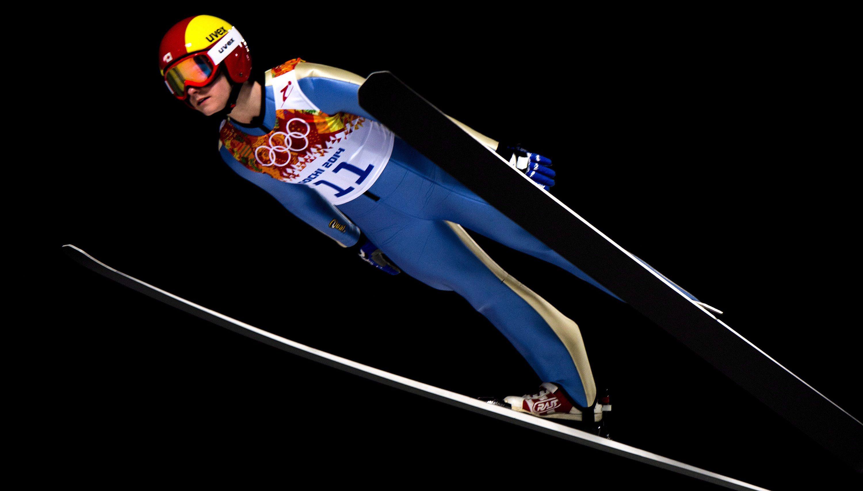 Team Canada - Taylor Henrich - Sochi 2014