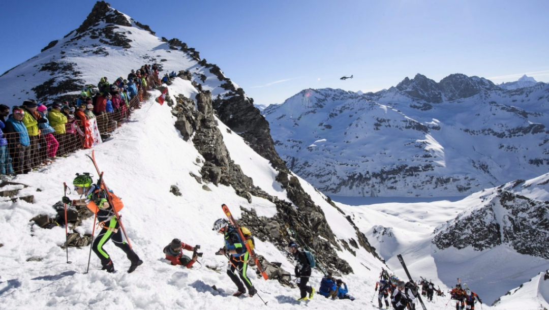 Switzerland Glacier Patrol Race