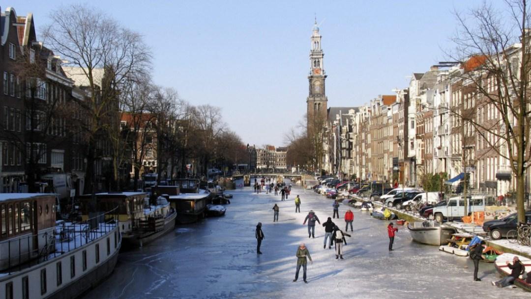 Netherlands Skating Marathon