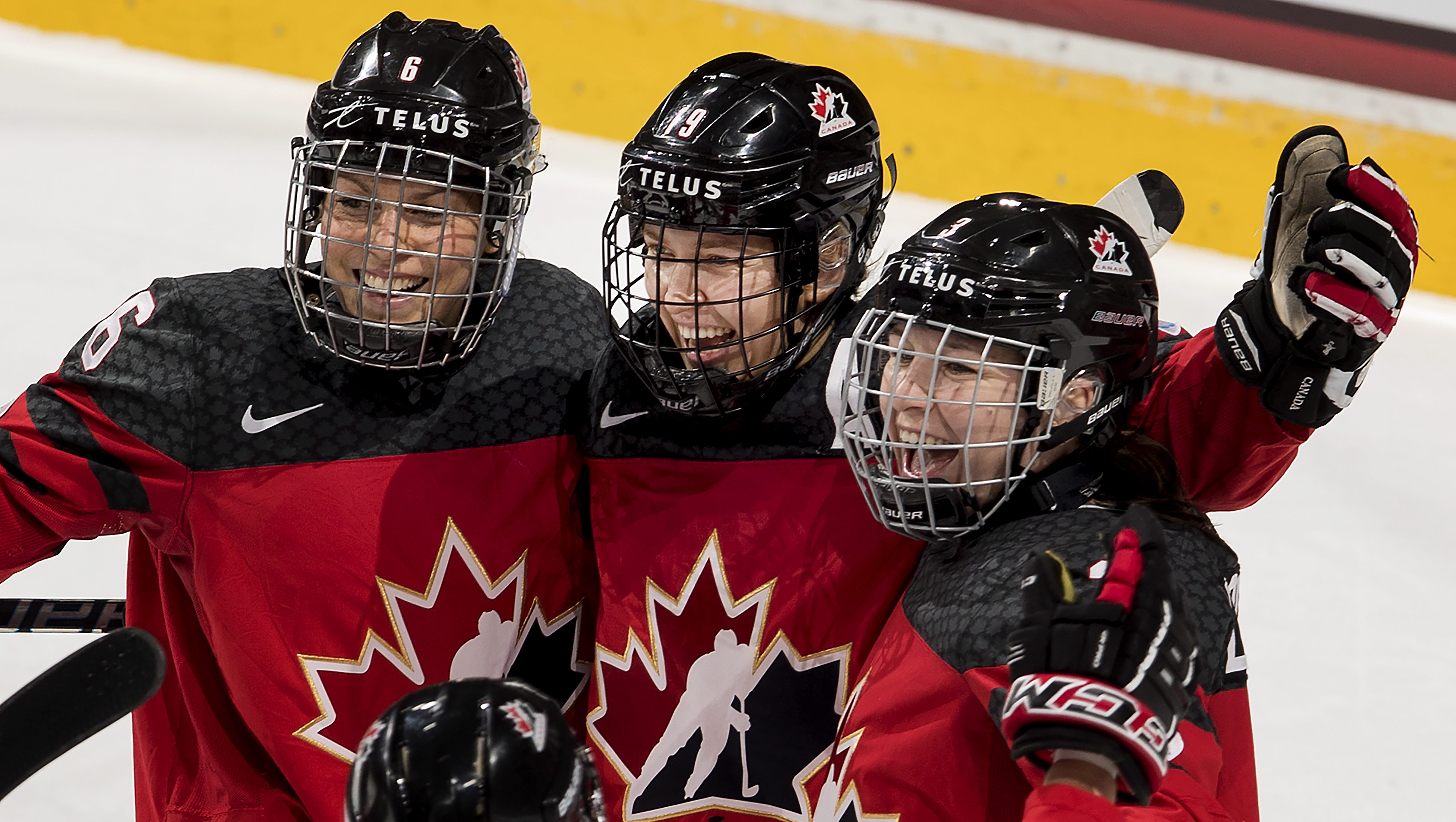 Team Canada - Women Hockey - Brianne Jenner