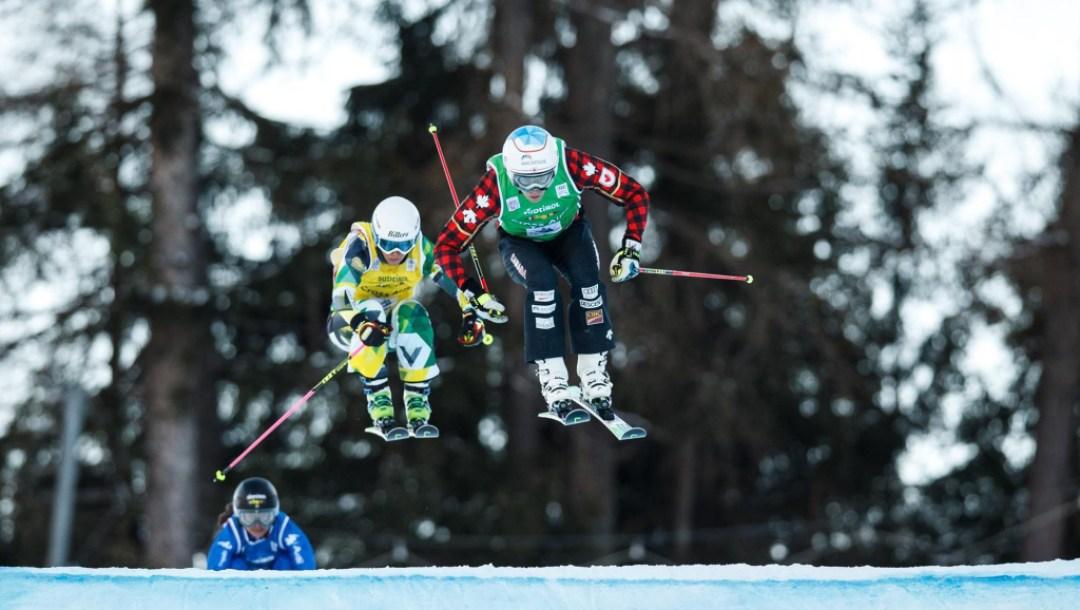 Team Canada Georgia Simmerling Innichen