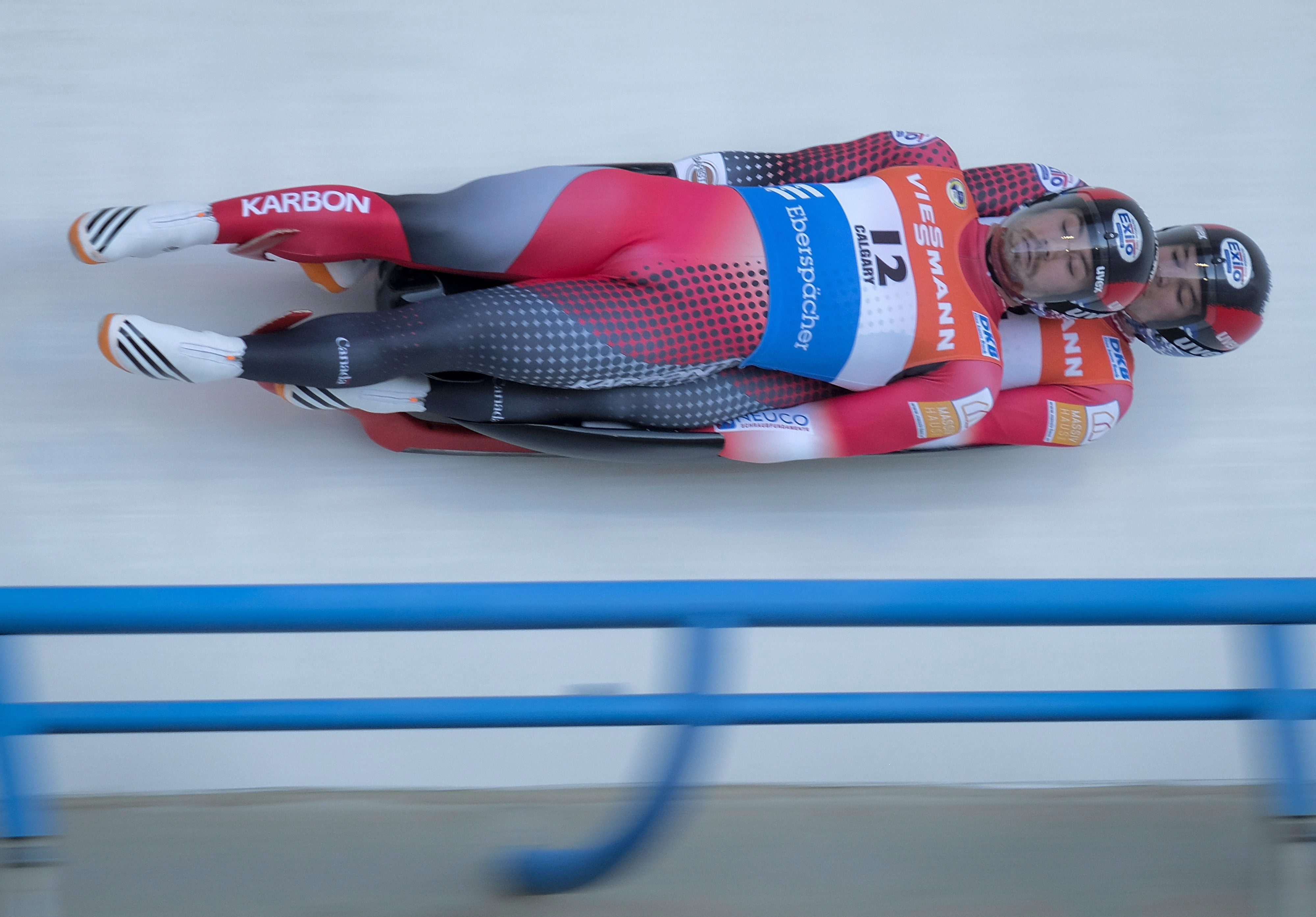Team Canada Tristan Walker, Justin Snith,