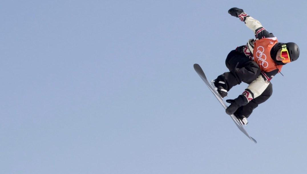 Team Canada Tyler Nicholson PyeongChang 2018