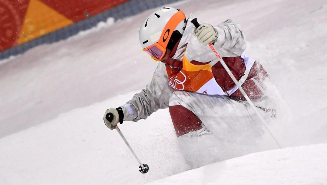 Team Canada Andi Naude PyeongChang 2018